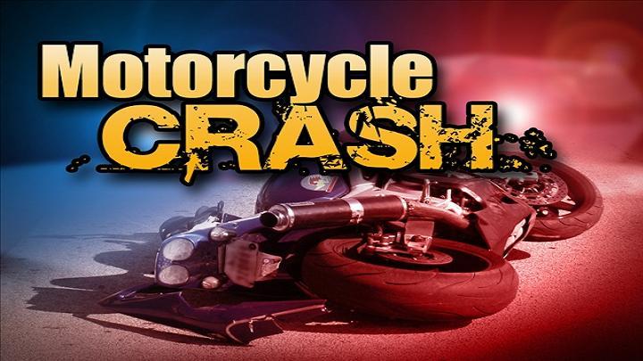 MOTORCYCLE CRASH2 Caption