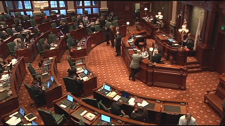 illinois legislature Caption