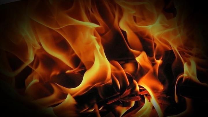 Fire Caption