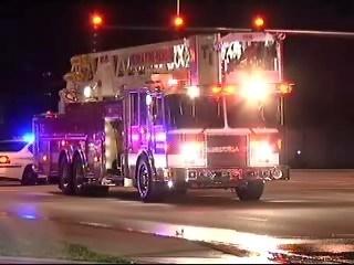 Peoria Fire Caption