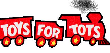 toys for tots logo Caption