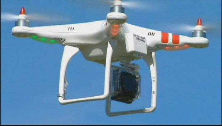DRONES10 Caption