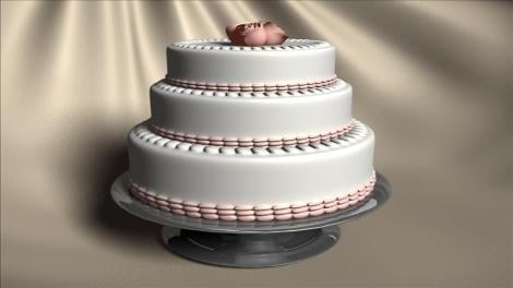 weddingcake Caption