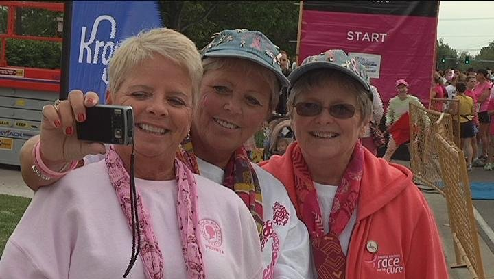RACE FOR THE CURE FAMILY TRADITION Caption