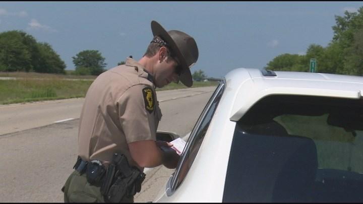 state police speeding Caption