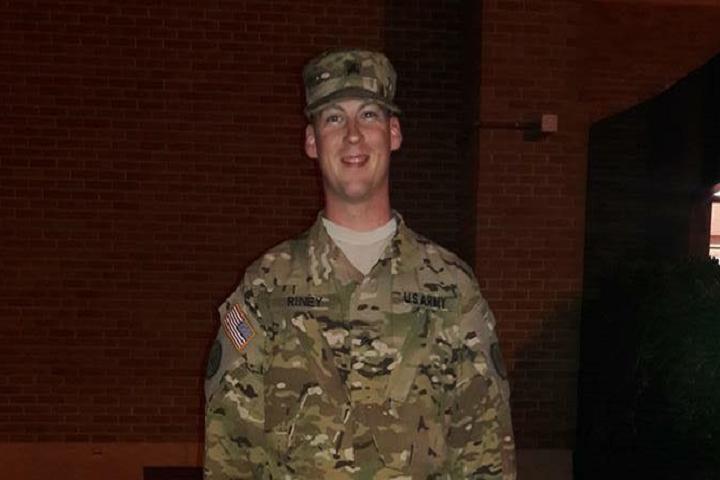 Sgt. Doug Riney
