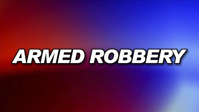 ARMED ROBBERY 2 Caption