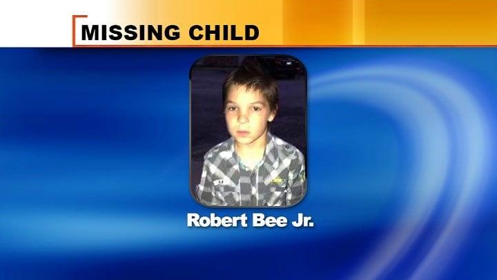 robert bee jr missing Caption