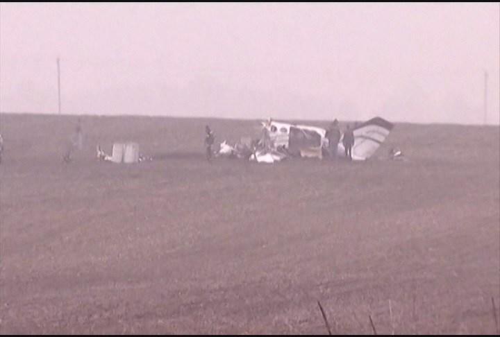 Bloomington Plane Crash