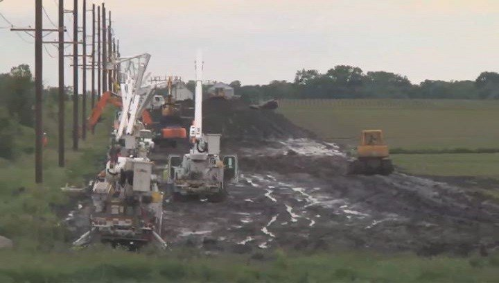Ameren has extra crews on standby as severe weather threatens the Heart of Illinois