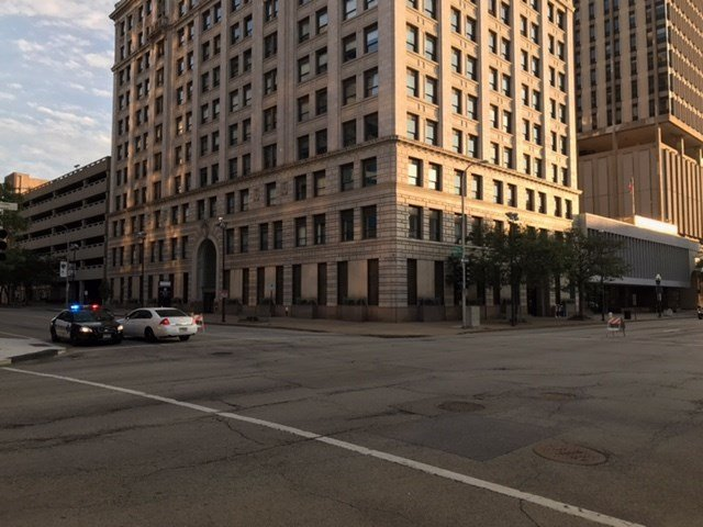 Downtown Peoria Power Outage