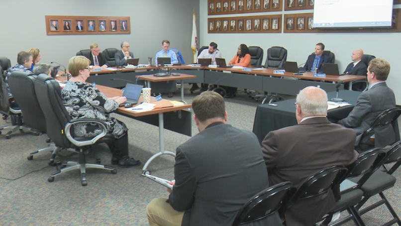 Unit 5 School Board hosts a special meeting to vote on a new company's tax abatement requests