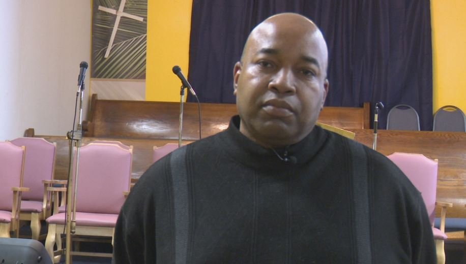 Pastor speaks out against Kroger closures.