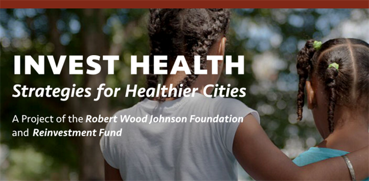 Peoria and Bloomington Invest Health partner together to create better strategies for accelerating improvements in neighborhoods facing barriers to health.