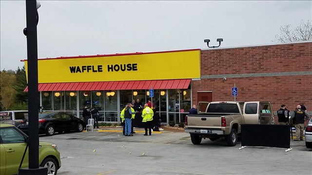 Another Civil suit has been filed against the father of the Waffle house shooter for negligence