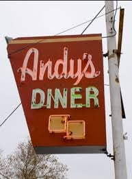 Andy's diner in Pekin