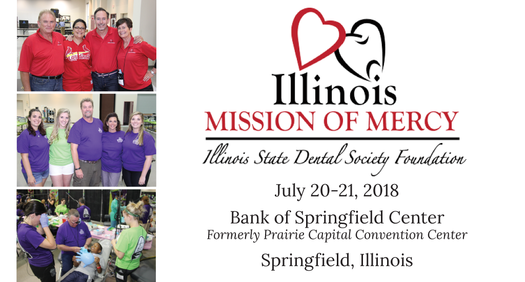 Illinois State Dental Society helps underprivileged families get dental care that they need.