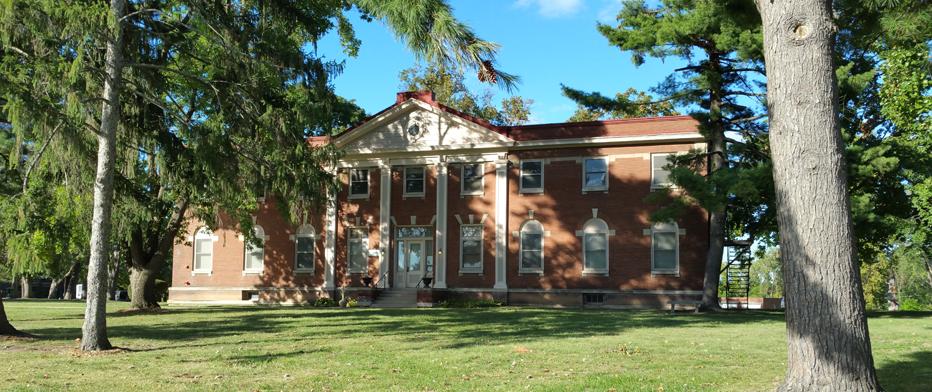 Quincy Illinois veterans home