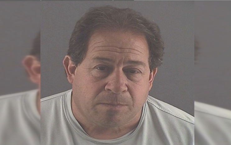 Marty Goldstein, indicted for illegal possession of stolen vehicles
