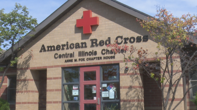 Peoria's local Red Cross chapter is expediting their volunteer training to send immediate help to hurricane victims