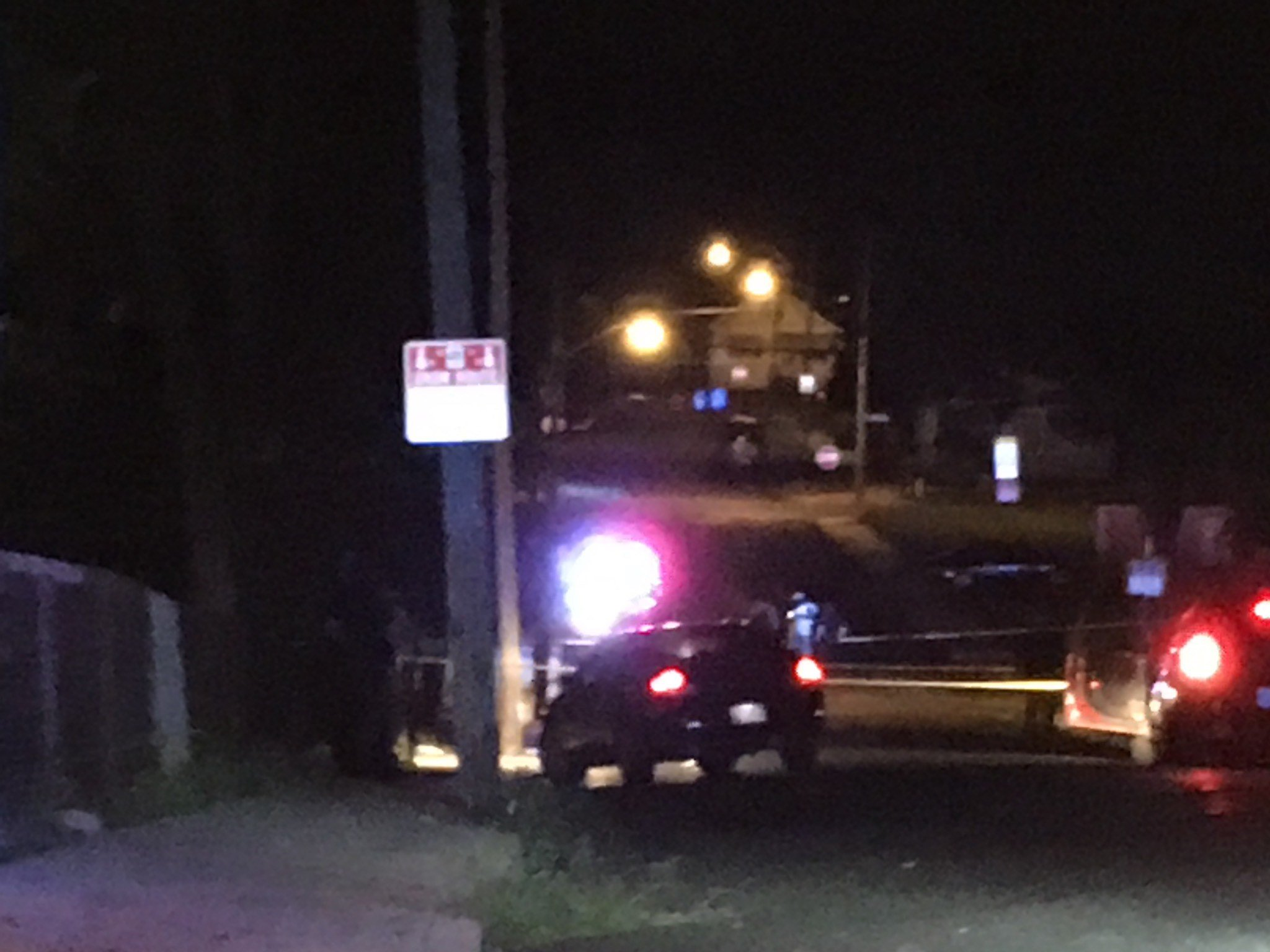 Officer-Involved Shooting 1